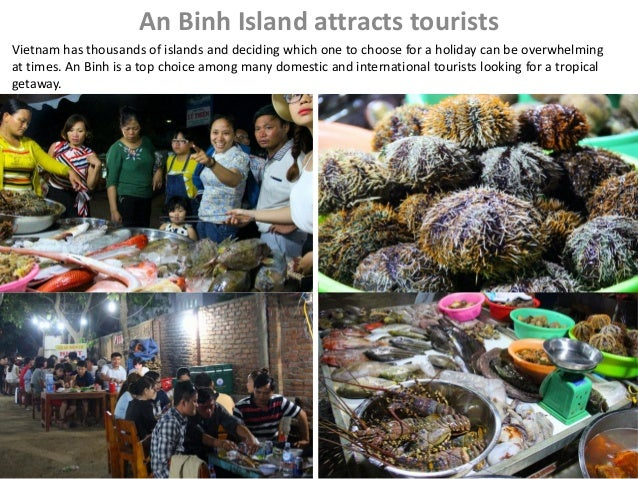 An Binh Island attracts tourists Vietnam has thousands of islands and  deciding which one to choose ...