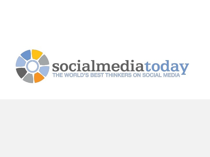 Social Media Today presents:B2B and the Complex SaleBrought to you by