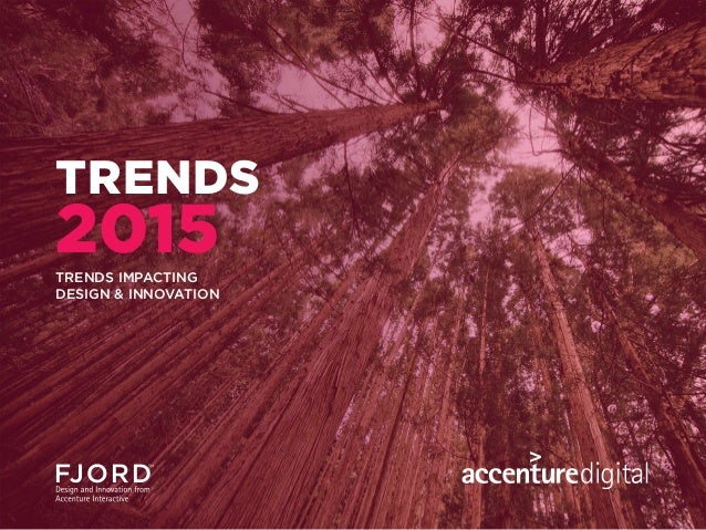 OMNI-COLLEAGUES THE NEW HEROES OF DIGITAL 01 TRENDS 2015TRENDS IMPACTING DESIGN & INNOVATION