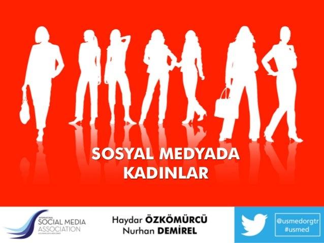 SOSYAL MEDYADA KADINLAR