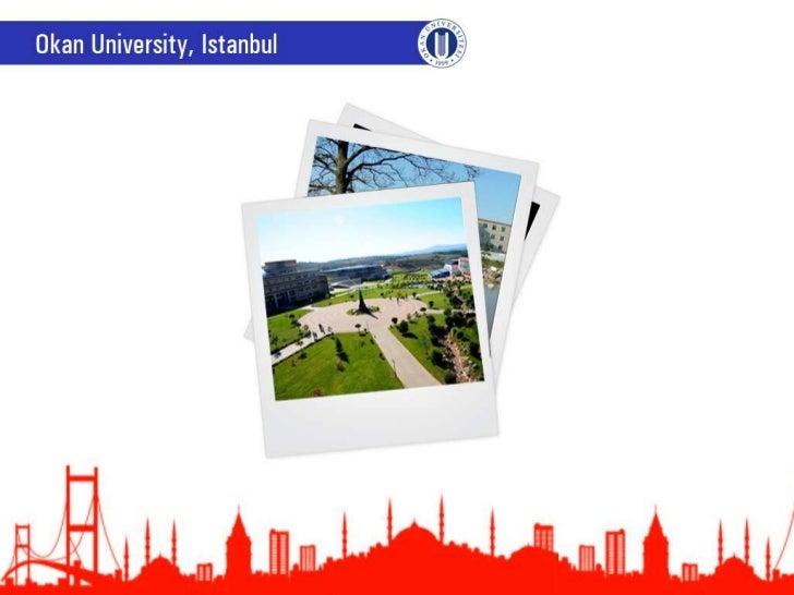 Okan University, Istanbul