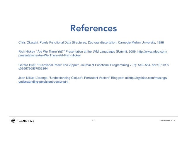 chris okasaki thesis Hungarian algorithm - arbitrary assignments  – chris okasaki aug 9 '16  telling phd supervisor i published a paper about my thesis without telling them or.