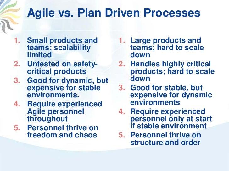 Agile to infinity and beyond for Agile vs agile