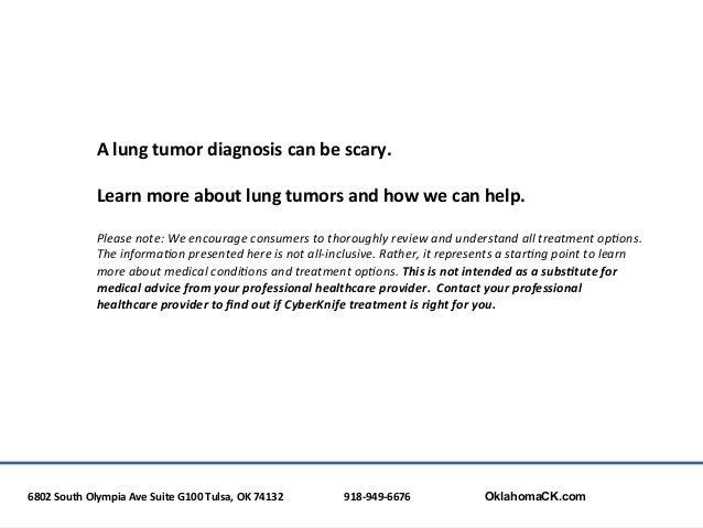 Lung Tumors: CyberKnife Treatment Overview  Slide 2