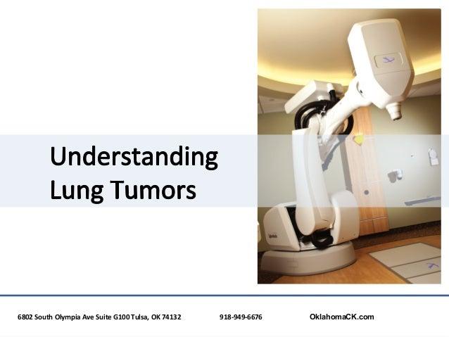 Lung Tumors: CyberKnife Treatment Overview  Slide 3