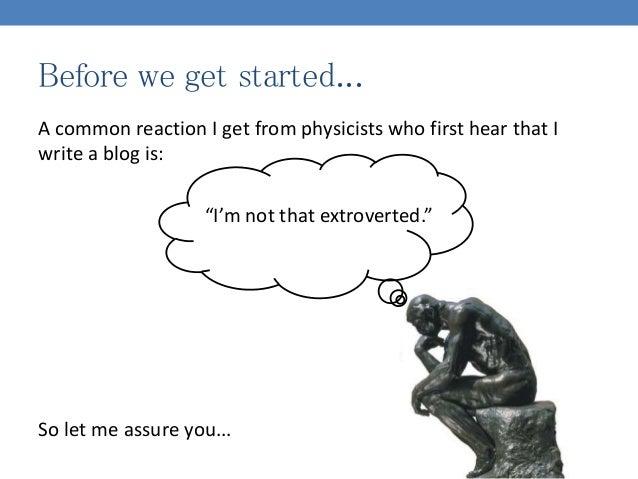 Social Media for Scientists Slide 2