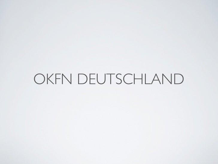OKFN DEUTSCHLAND
