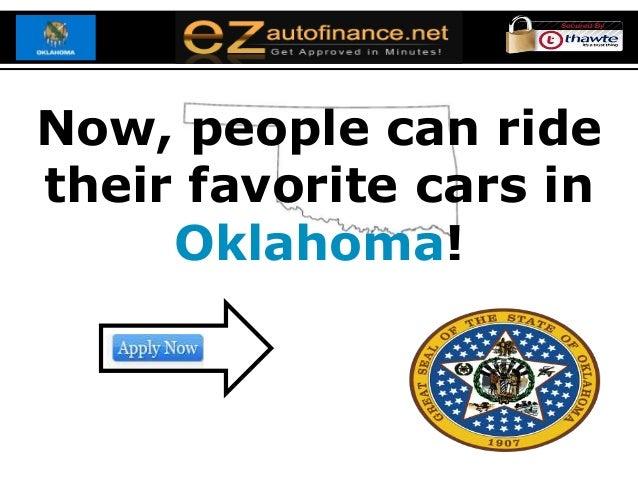 oklahoma auto financing program don t get overwhelmed by bad credit. Black Bedroom Furniture Sets. Home Design Ideas
