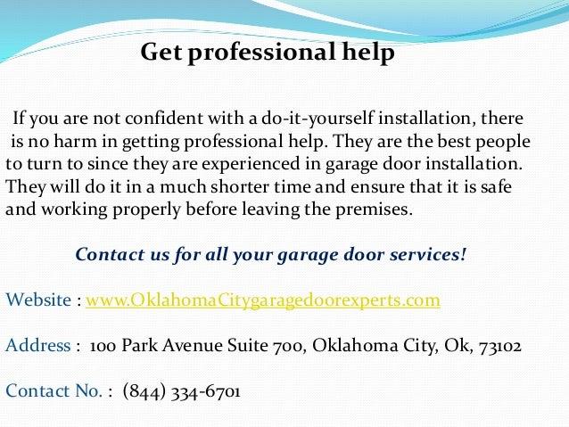 Oklahoma city garage door experts get professional solutioingenieria Choice Image