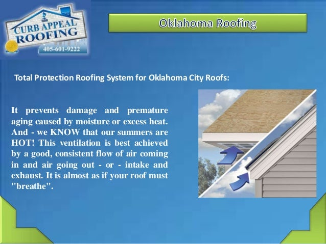 ... Inspection Request Form; 2. Total Protection Roofing System For Oklahoma  ...