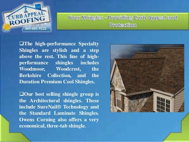 ... Performance Roofing Underlayment; 5.