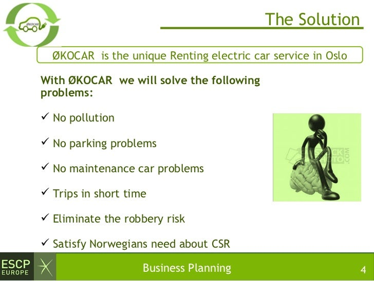 car rent business plan india
