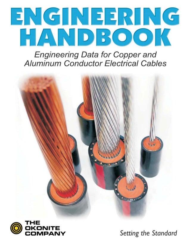 Okonite High Voltage Cable : Okonite cable engineering handbook copper aluminium
