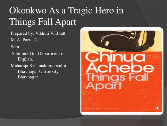 the portrayal of okonkwos society in novel things fall apart Things fall apart - book report/review example towards the end of the novel, this society has fallen apart into within the novel entitled things fall apart.