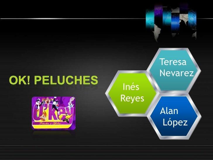 Teresa                NevarezInésReyes                Alan                 López        www.themegallery.com