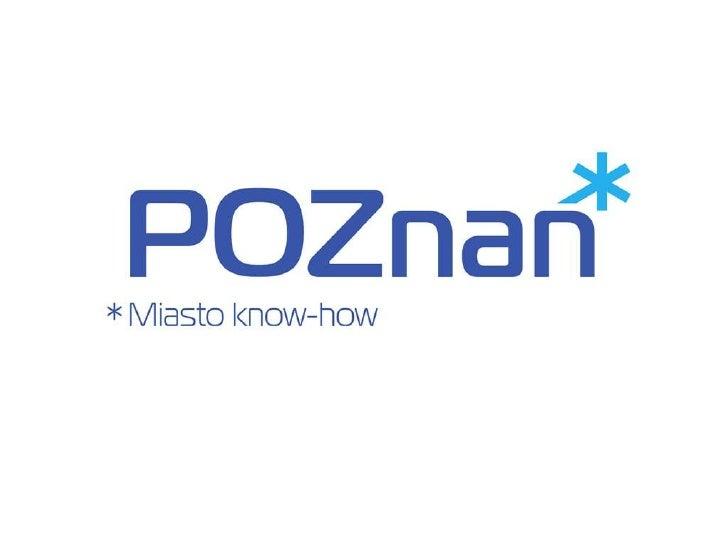 Edukacja ekologiczna na terenie Miasta Poznania           Obrady Okrągłego Stołu Odpadowego        Poznań, 7 grudnia 2010 ...
