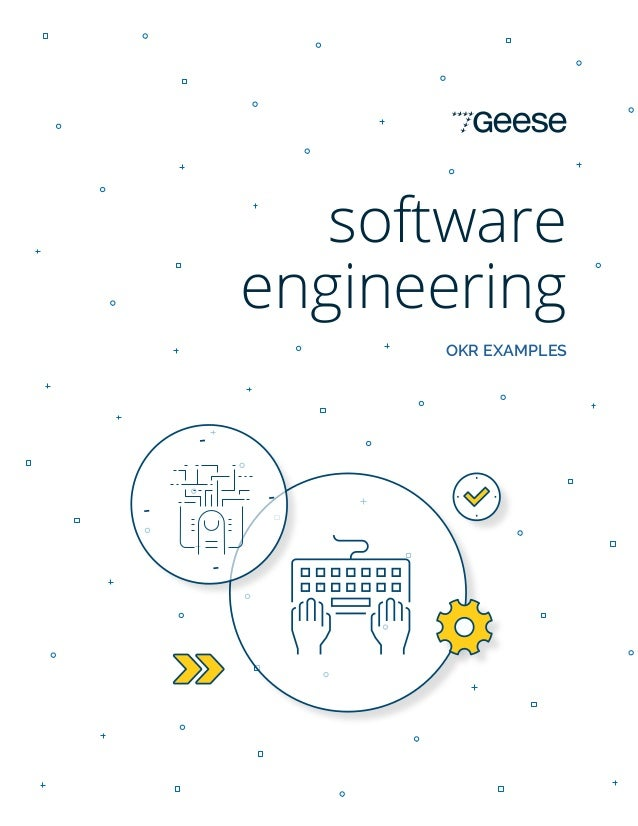 software engineering okr examples