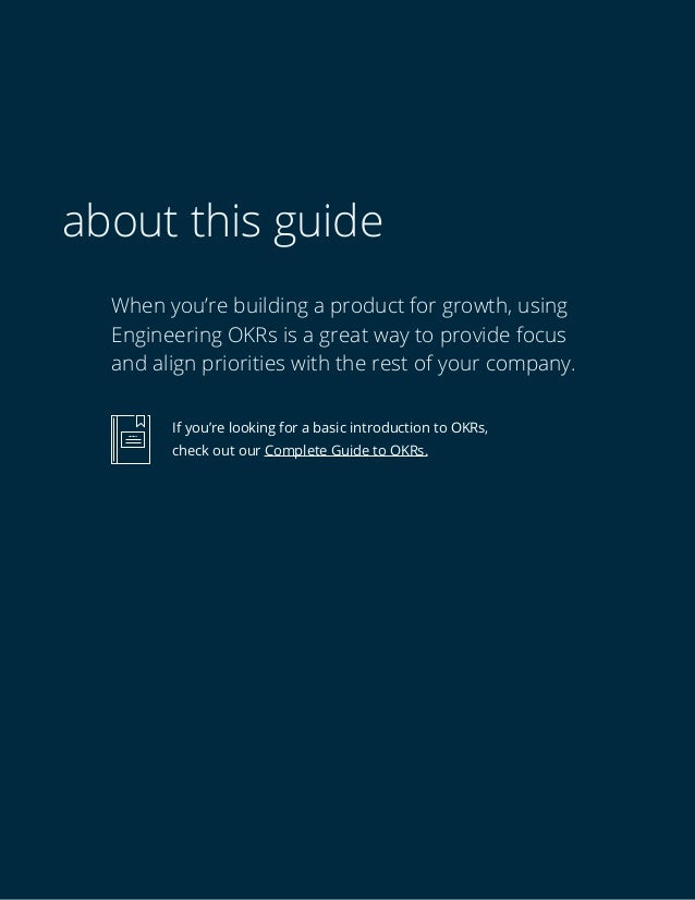 Software Engineering OKR Examples Slide 2