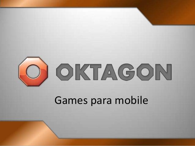 Games para mobile