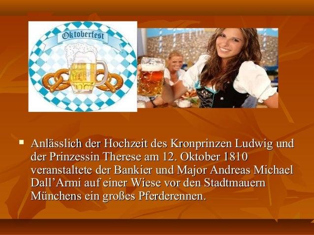  Anlässlich der Hochzeit des Kronprinzen Ludwig undAnlässlich der Hochzeit des Kronprinzen Ludwig und der Prinzessin Ther...