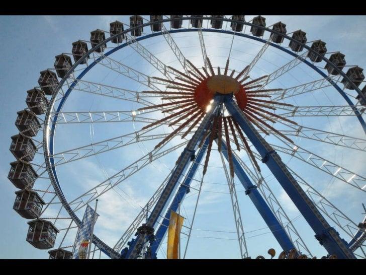 Oktoberfest Amusement Rides Slide 1