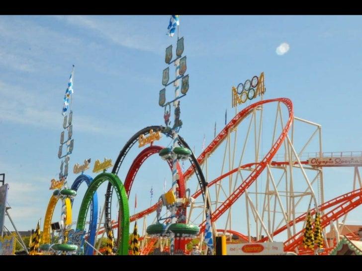 Oktoberfest Amusement Rides Slide 2