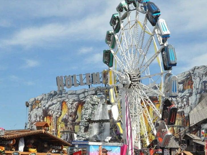 Oktoberfest Amusement Rides Slide 3