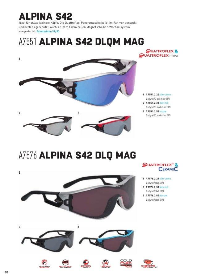 511573f34 ... Alpina Eyewear 2014/15 72; 68.