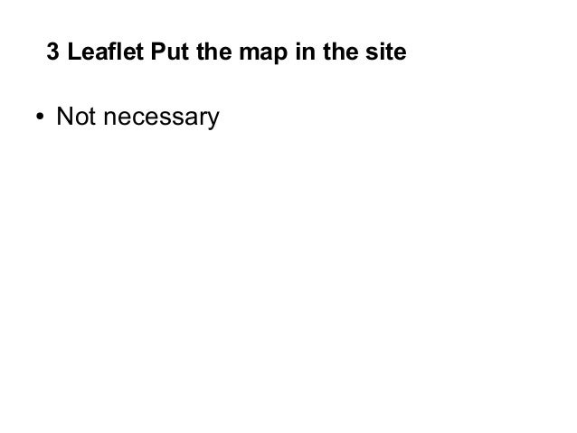 OpenLayers vs  Leaflet