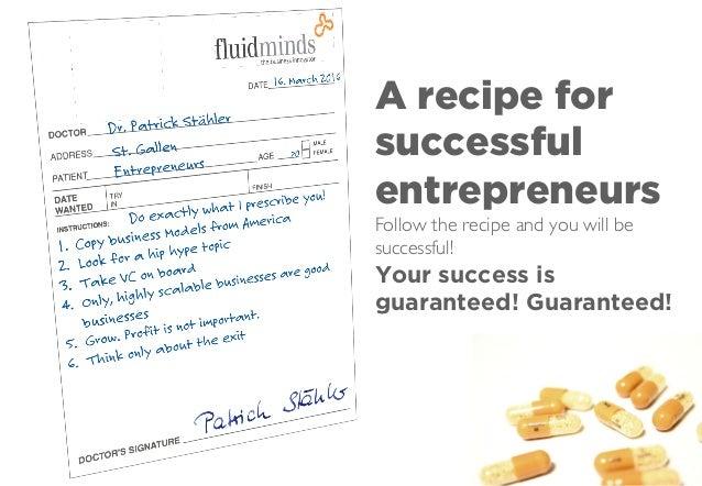 14 Tips to Entrepreneurs to start the Right Stuff Slide 8