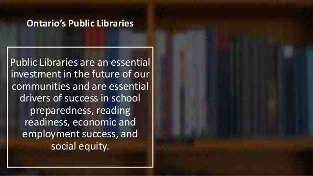 So Public Libraries have something to offer in a partnership with cultural institutions!