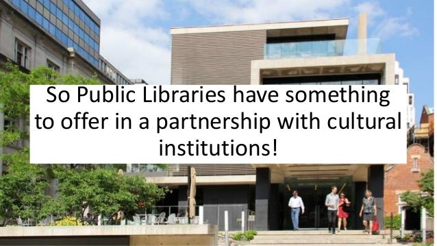 We already have a great start! 268 Library Systems Culture Programs and Attendees from the 2017 Annual Survey of Public Li...