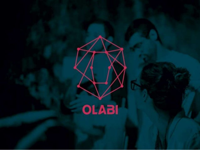 olabi  An innovation hub that catalyzes the introduction  and adoption of emerging technologies through  creative collabor...
