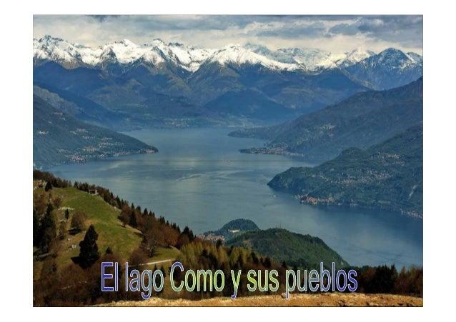 Ubicado a 30 minutos de Milán, en la región italiana de Lombardía, se ubica el lago más profundo de Europa, el Lago di Com...