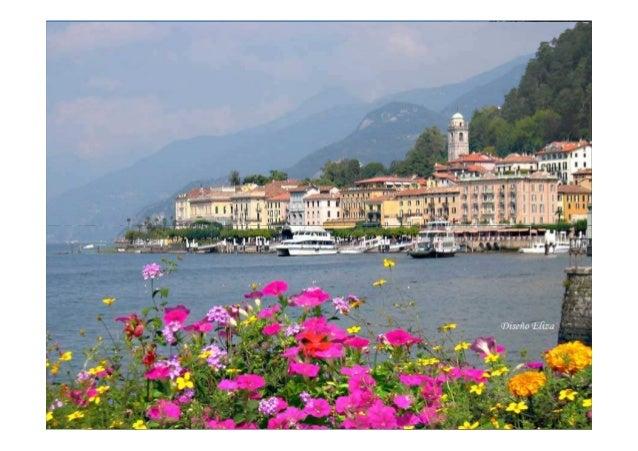 En frente a Bellagio está Cadennabia es un pequeña pueblo residencial que se encuentra en el brazo Oeste del Lago Como y c...