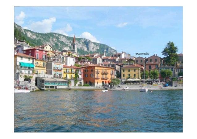 O Lago de Como!