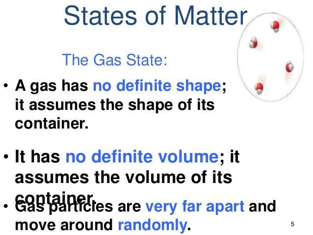 Olagunju pp presentation states of matter