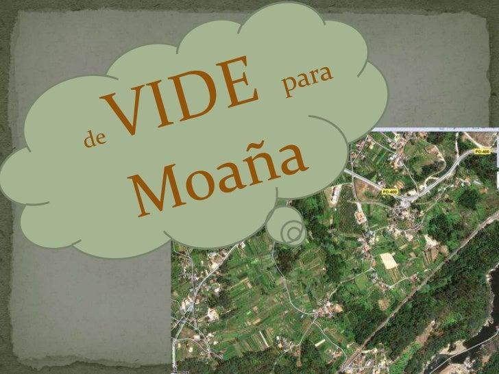 de VIDEpara Moaña<br />
