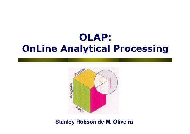 Stanley Robson de M. Oliveira