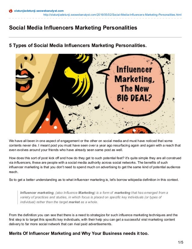 Social media influencers marketing personalities for Home design influencers