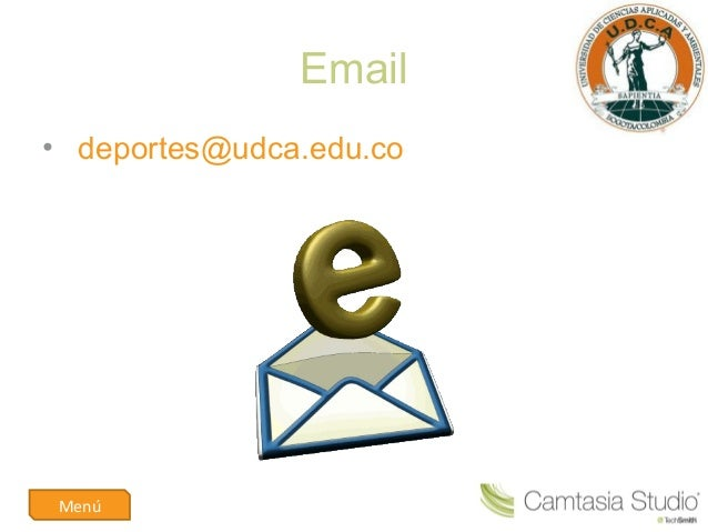 Email• deportes@udca.edu.coMenú