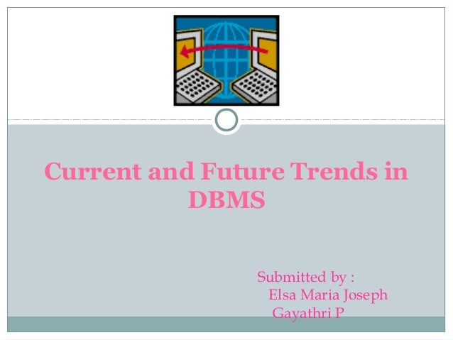 Current and future trends in cee
