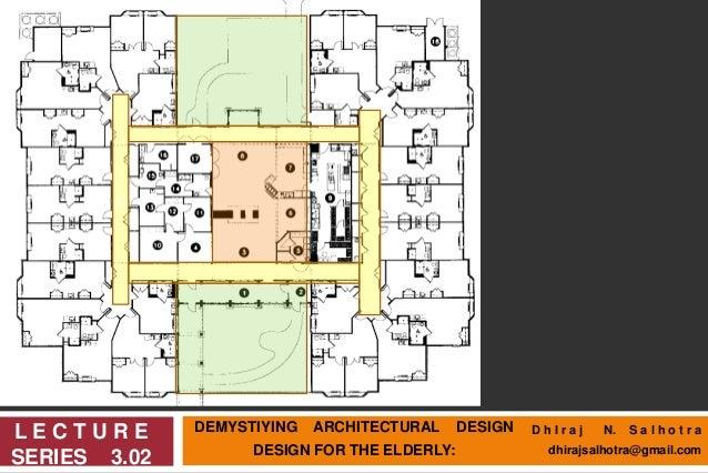Design Guidelines Home For The Elderly