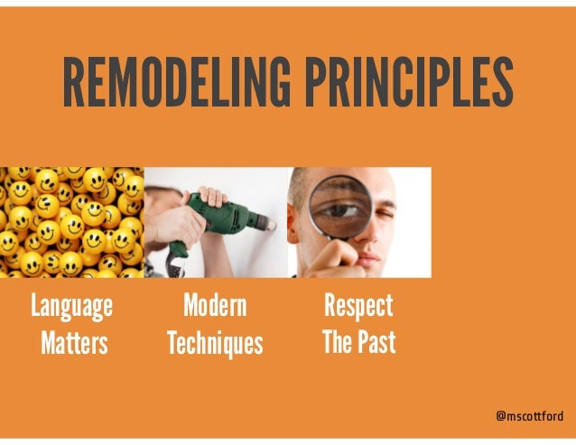 @mscottford Modern 