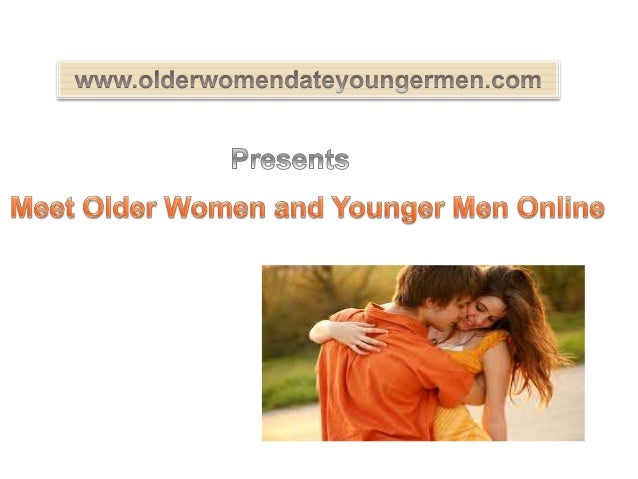 Meet younger men