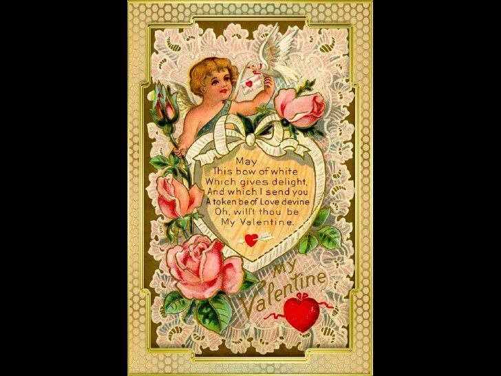 Old fashioned valentines greetings 18 m4hsunfo