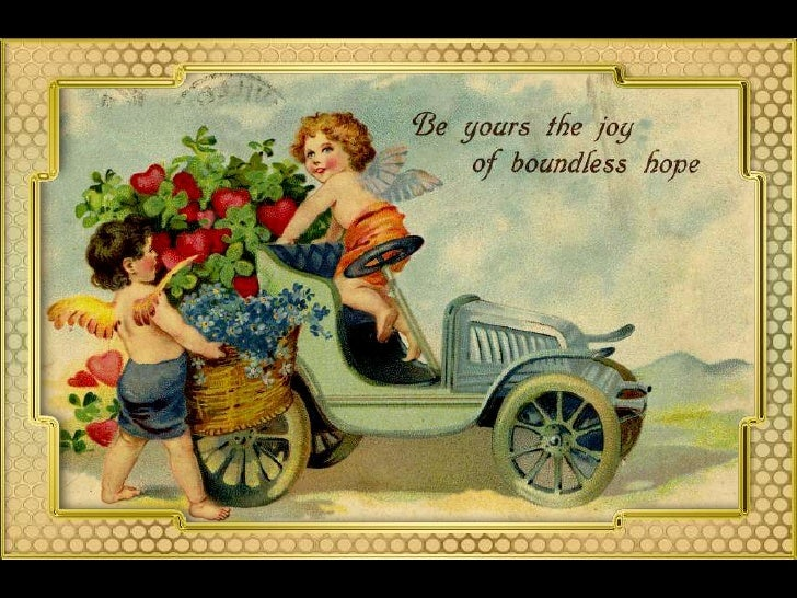 Old fashioned valentines greetings 46 m4hsunfo