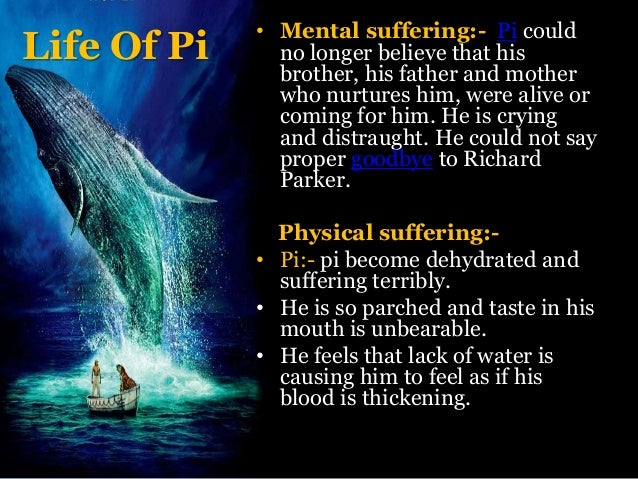 Old Man And Sea Life Of Pi