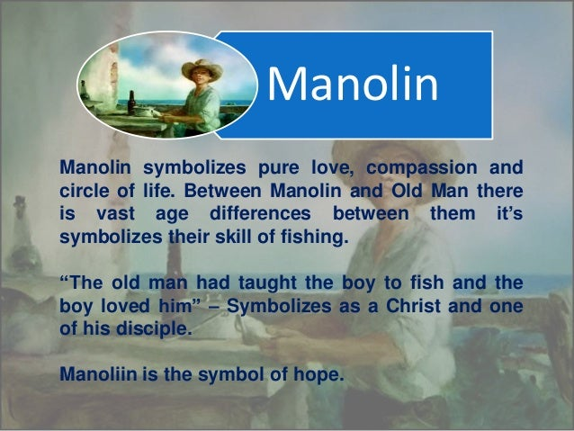 a view on the novel the old man and the sea and the obstacles for santiago Religious symbolism in the old man and the sea by in the novel the old man and the sea the old man and the sea: analysis of santiago ross mueller mr.