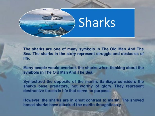 the old man and the sea symbolism